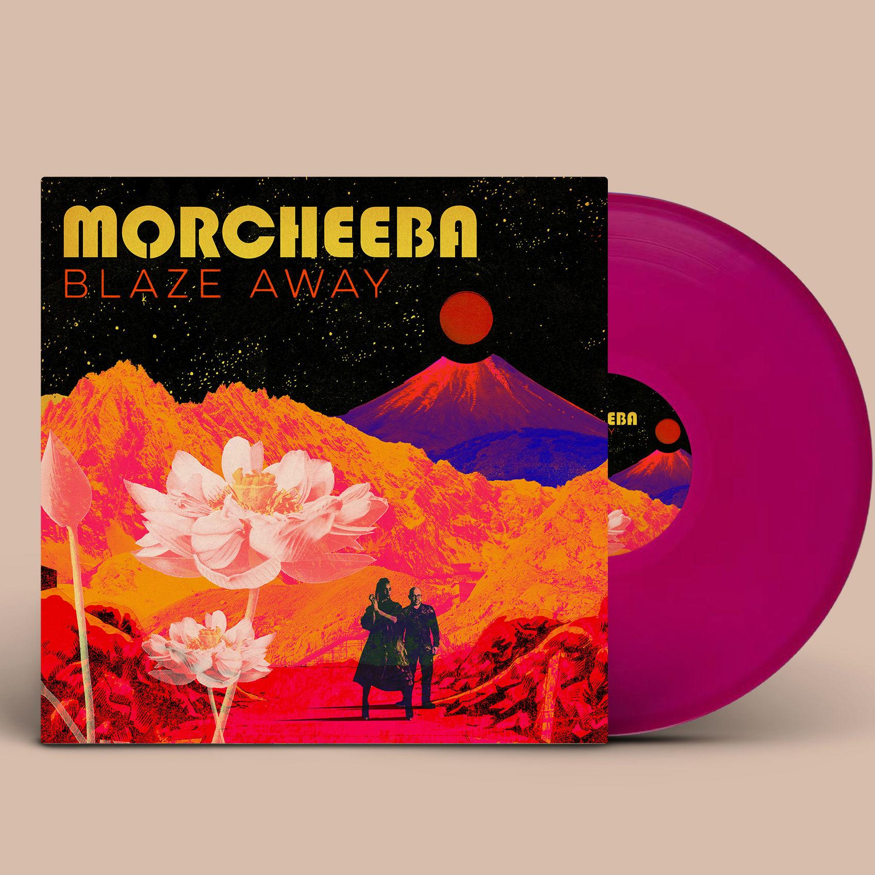 Blaze Away (Ltd Edition Magenta Vinyl) - Morcheeba