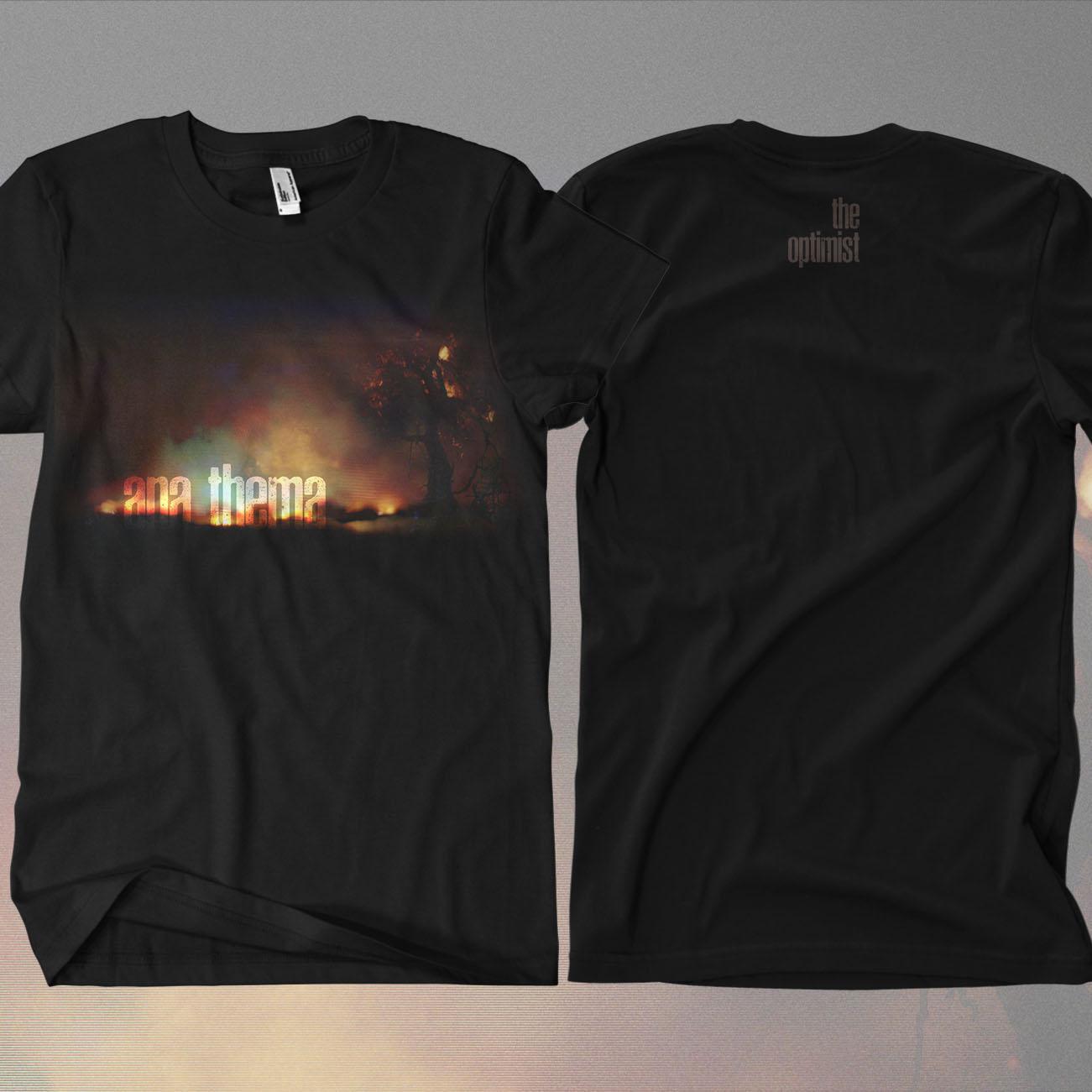 Anathema - 'Wildfires' T-Shirt - Anathema