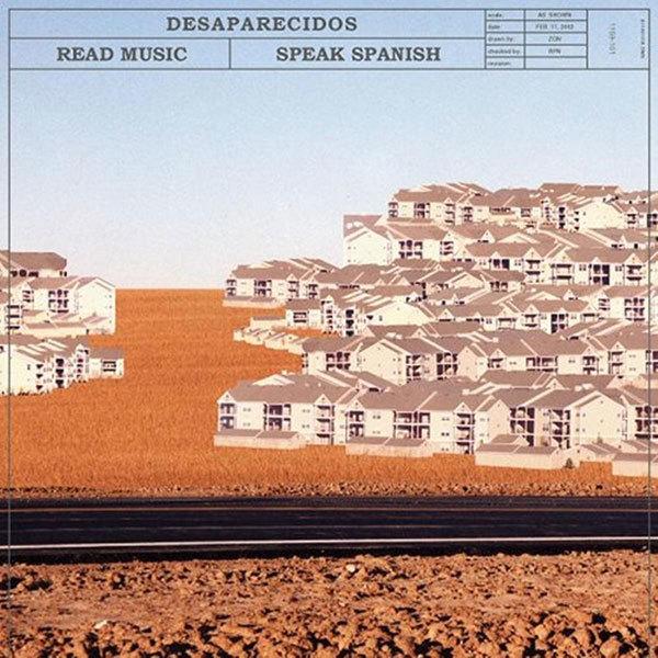 Read Music / Speak Spanish - Desaparecidos