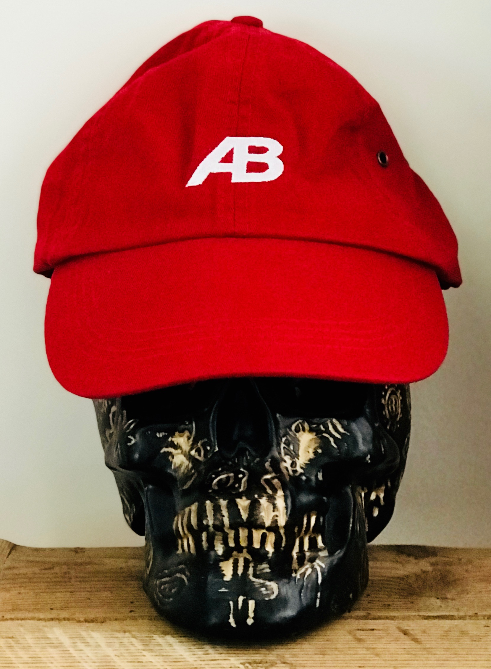 AB Cap - Red - Astroid Boys