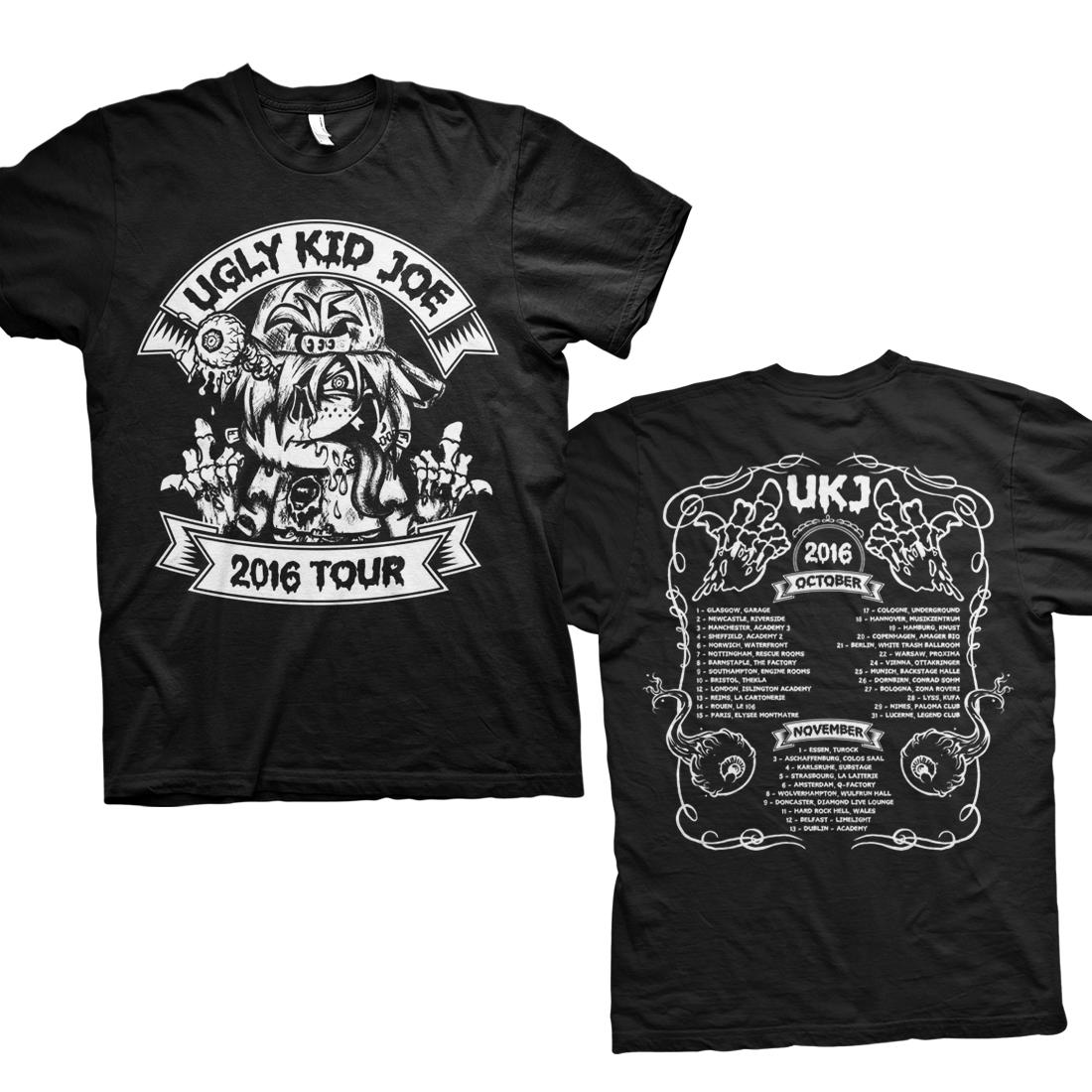 Finger Kid Tour – Tee - Ugly Kid Joe