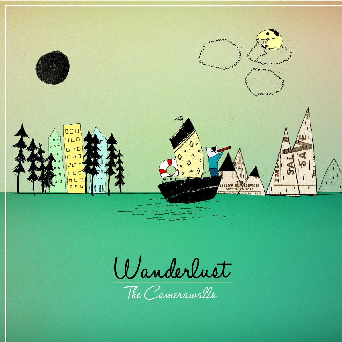 Wanderlust - The Camerawalls (Single) - LILYSTARS RECORDS