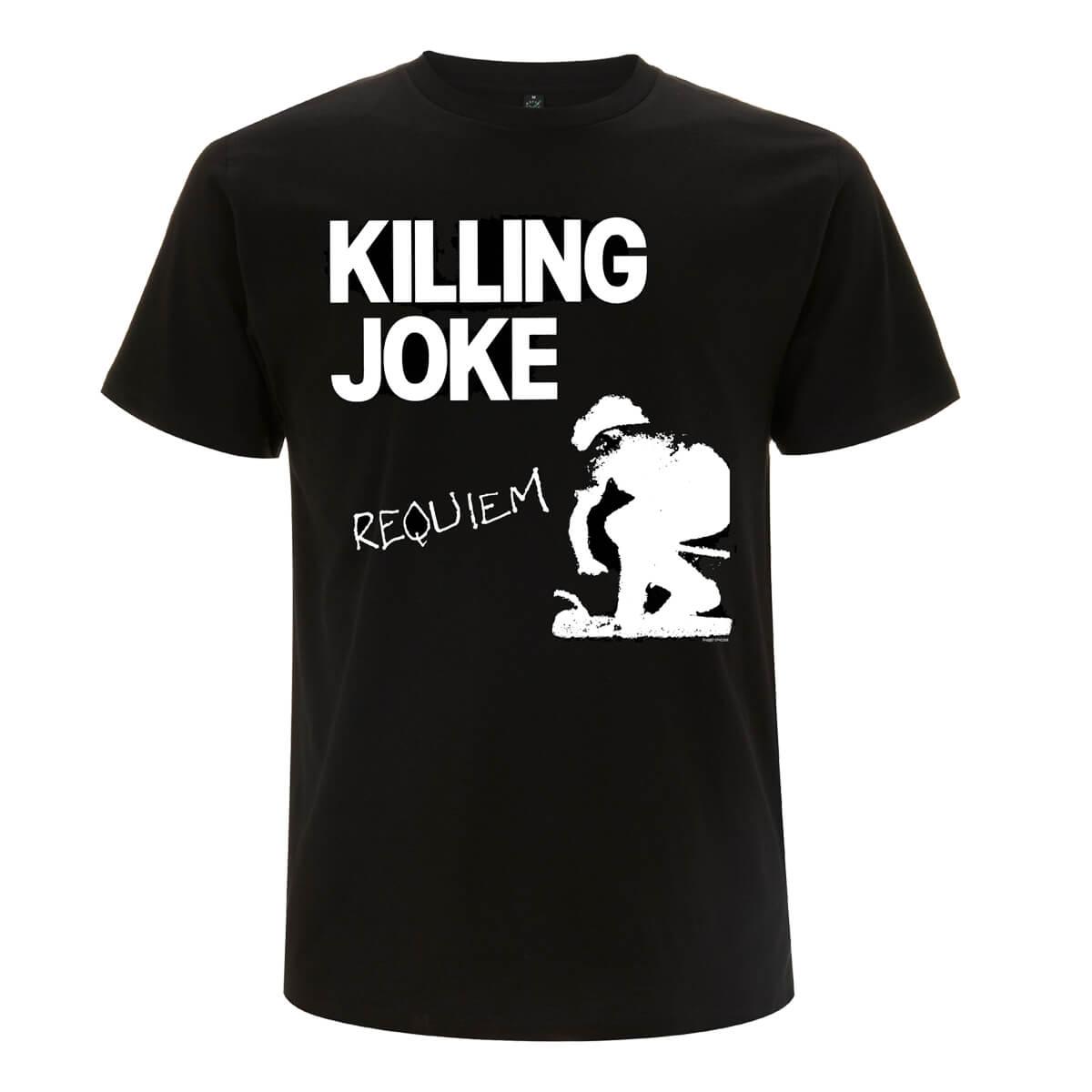 Requiem Black T-Shirt - Killing Joke