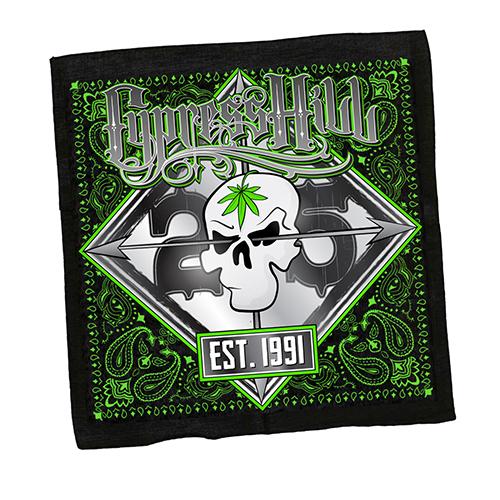 CH 25 - Bandana - Cypress Hill