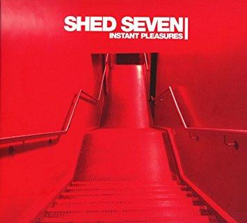 Instant Pleasures - Signed Cassette - Shed Seven
