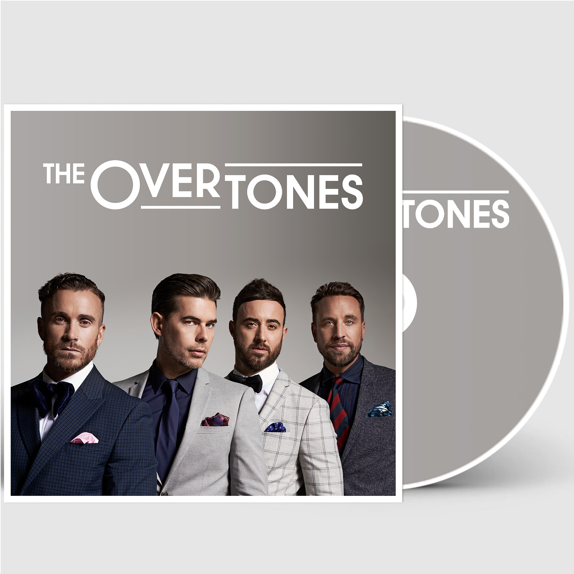 The Overtones (Signed CD) - The Overtones