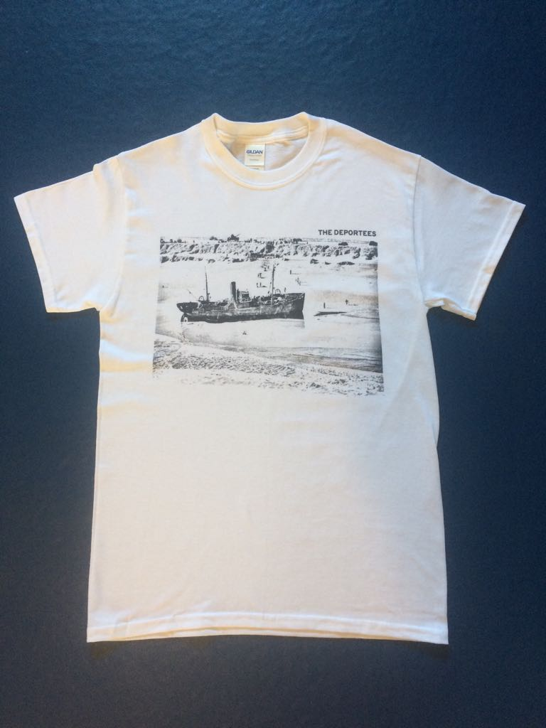 """The Birth of Industry"" T-Shirt - The Deportees"