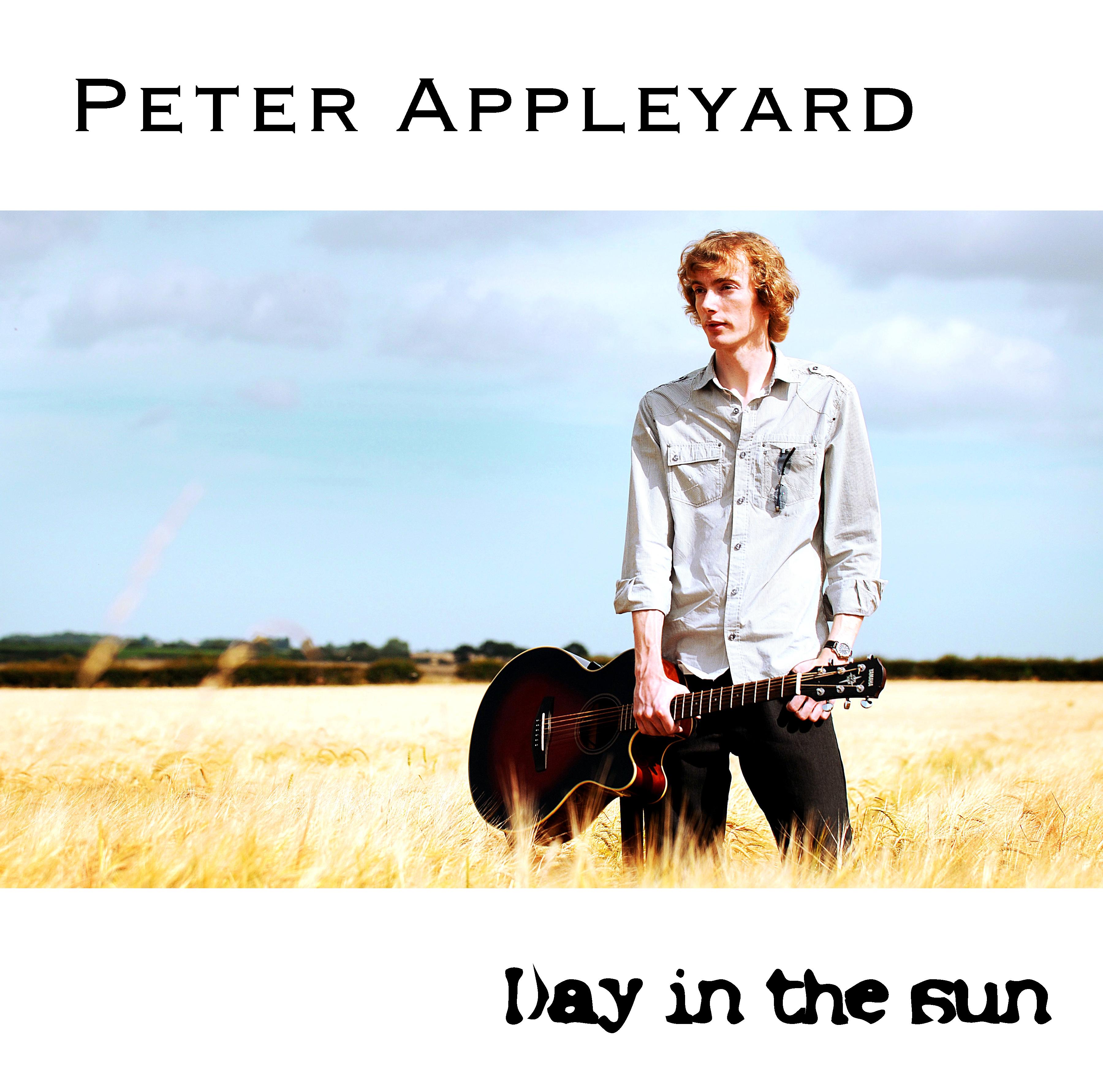 Day in the sun - CD album - Peter Appleyard