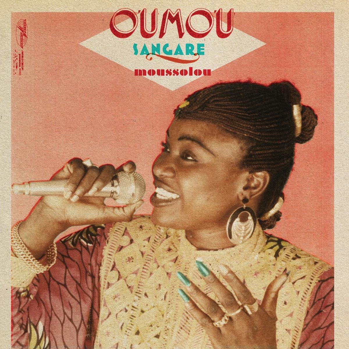 Oumou Sangaré - Moussolou (CD) - World Circuit Records