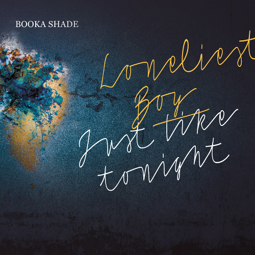 "Booka Shade ""Loneliest Boy / Just Like Tonight"" (with Craig Walker) - 16bit wav Download / Blaufield Music - BOOKA SHADE"