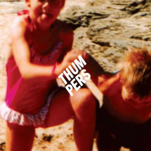 """UNKINDER EP 12"""" VINYL - THUMPERS"""