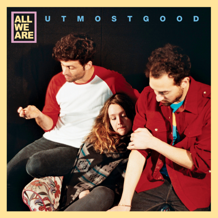 "All We Are - Utmost Good 7"" - OBSCENIC"