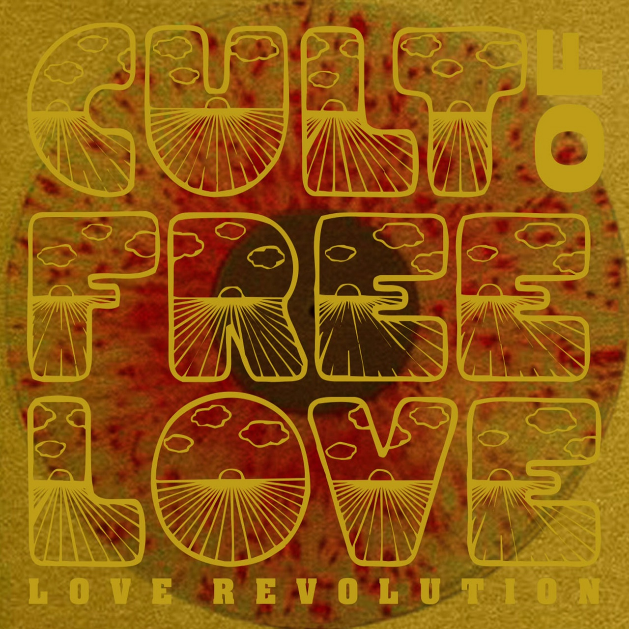 LOVE REVOLUTION (MP3) - The Cult of Free Love