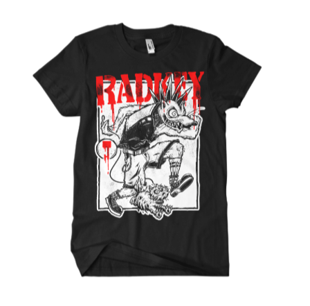 Cat & Mouse Tee - Radkey