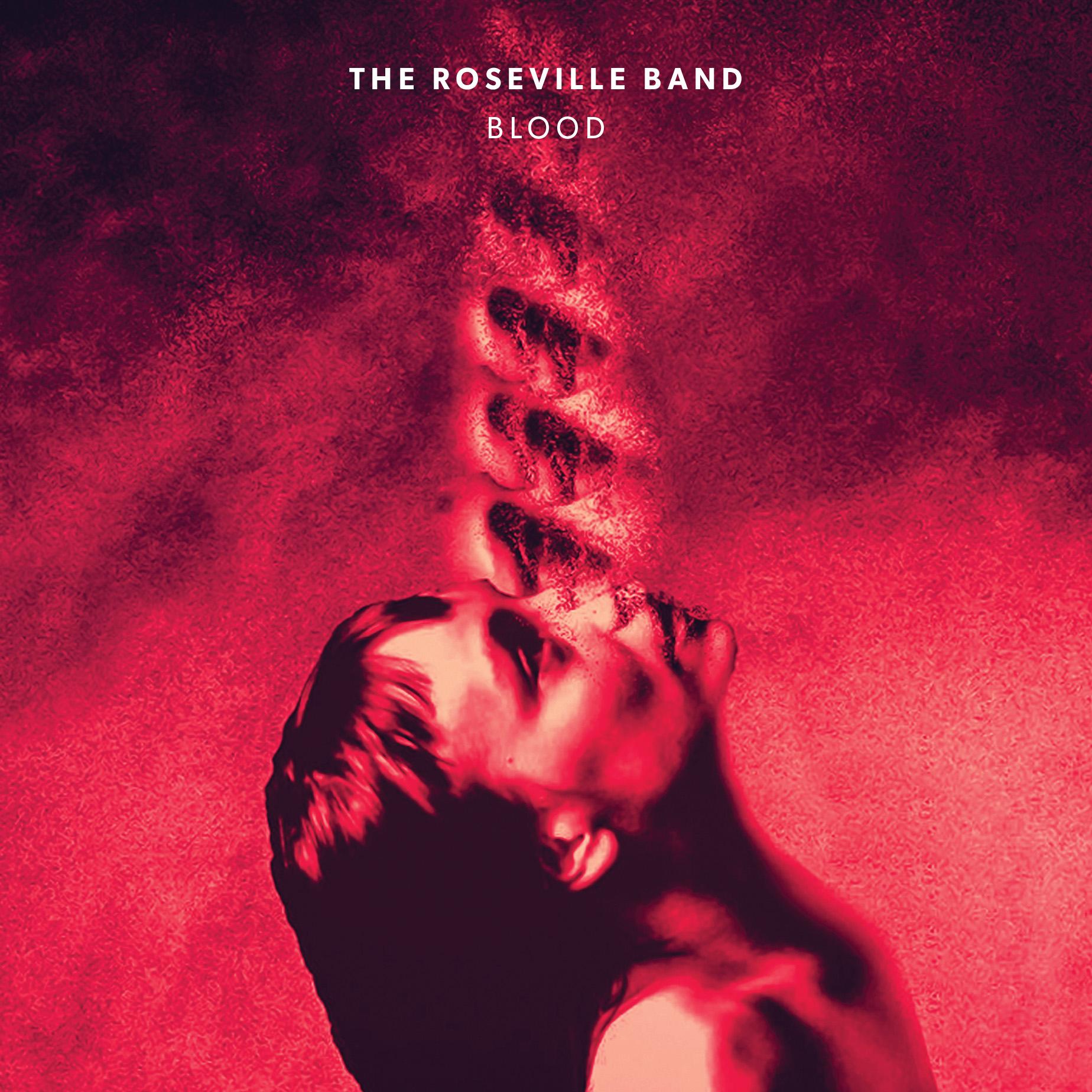 'Blood' LP (2017) Digital Download - The Roseville Band