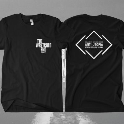 The Wretched End -  Anti-Utopia T-Shirt - The Wretched End