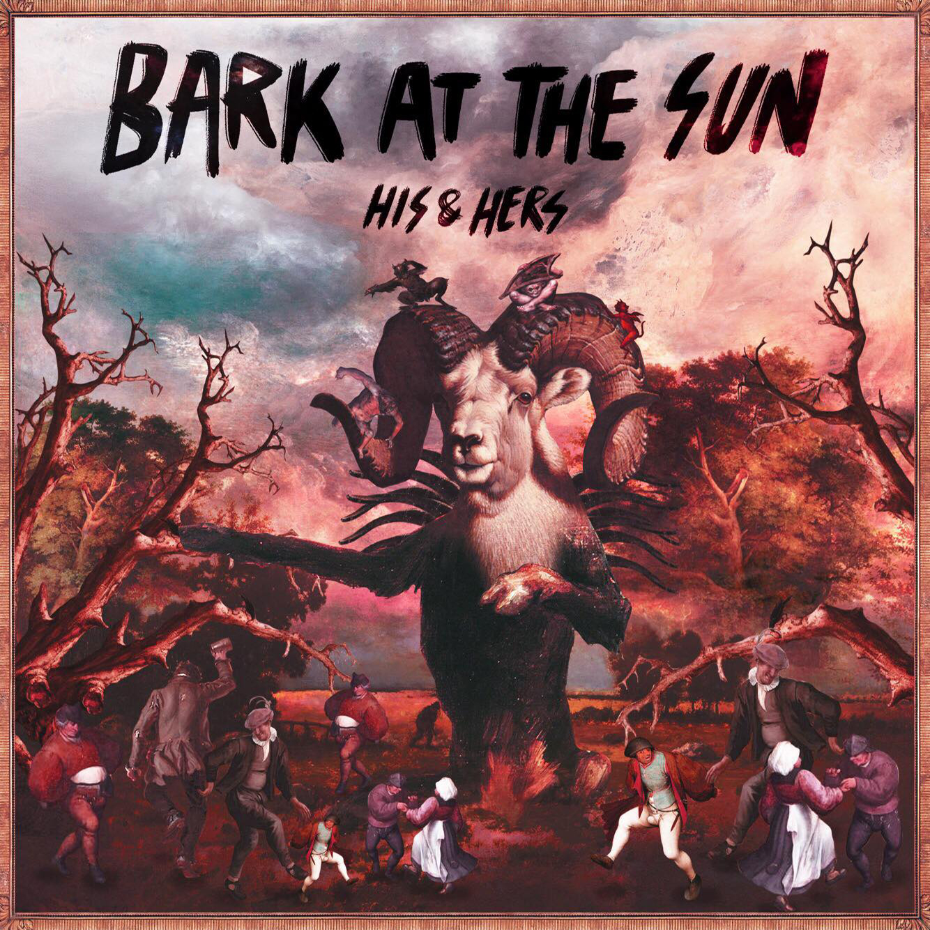 His & Hers - Bark At The Sun - Speaking Tongues