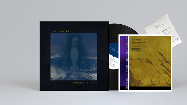 Limited Edition Take Cover Vinyl Package - Foreign FieldsUS