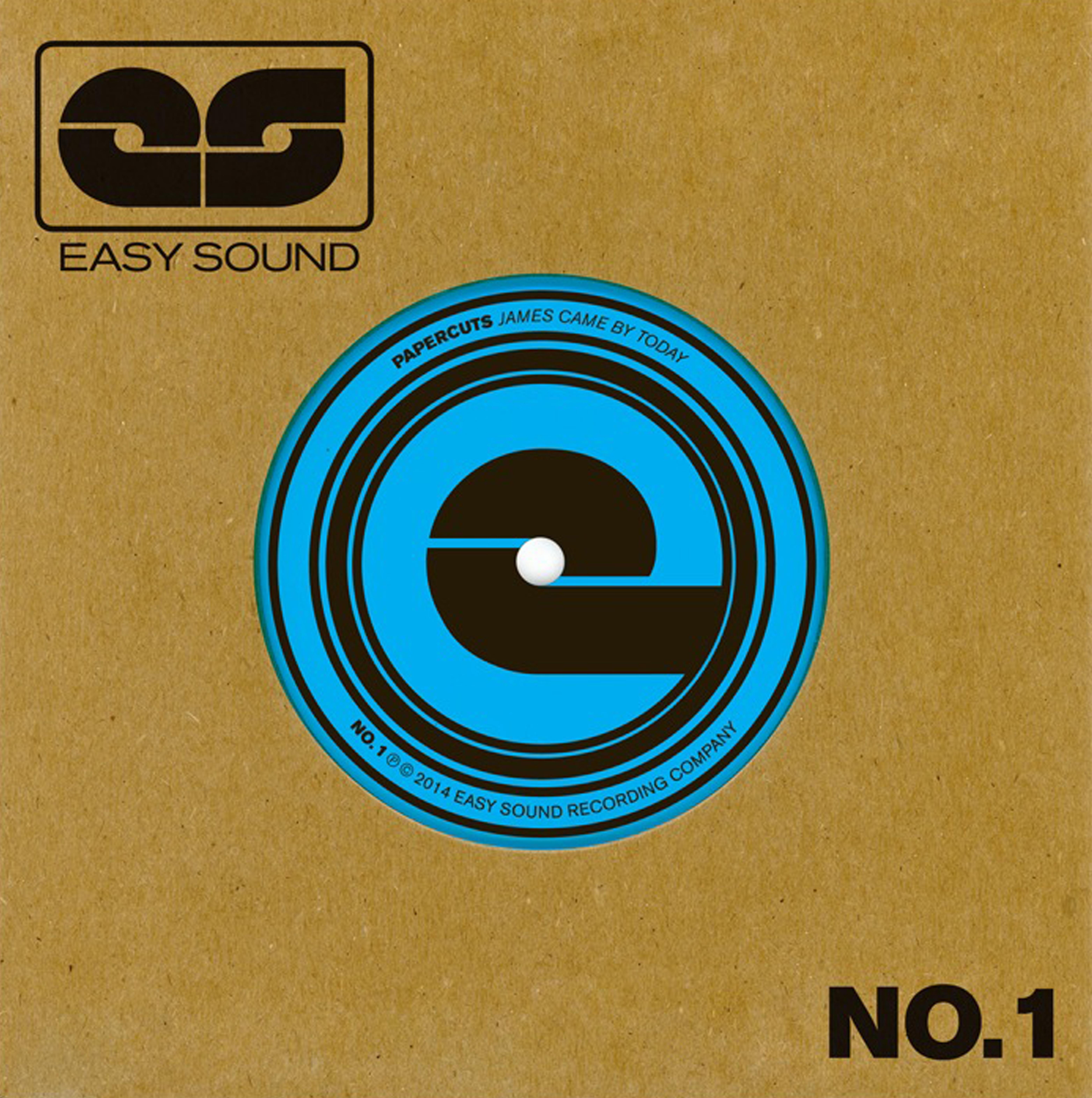 "Papercuts / Rodrigo Amarante - Easy Sound Singles 7"" - Easy Sound Recording Company"