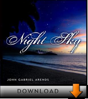 Night Sky - Download - John Gabriel Arends