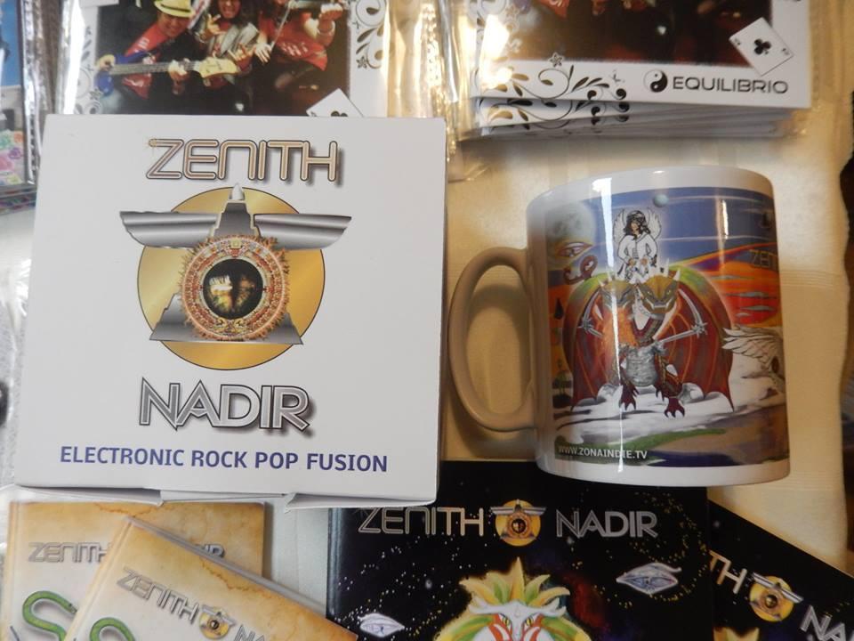 Zenith Nadir Mug - Zenith Nadir