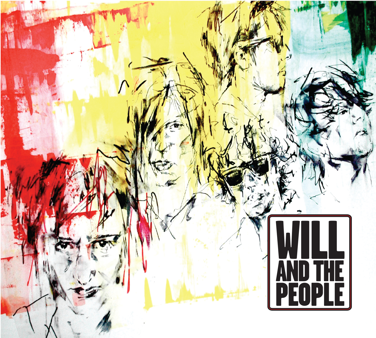 Will and The People Album - Will and The People