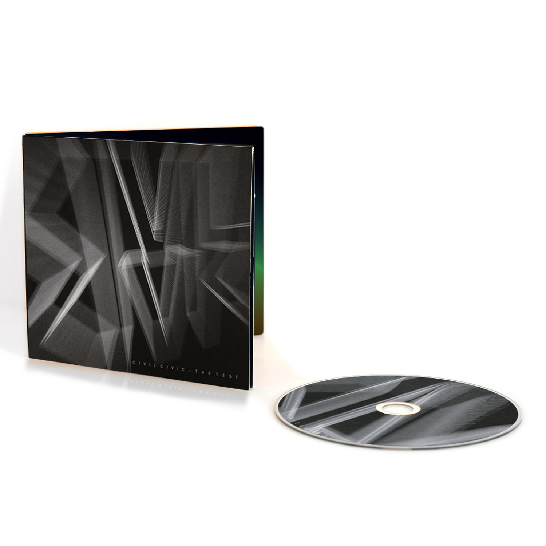 THE TEST  (CD) - CIVIL CIVIC