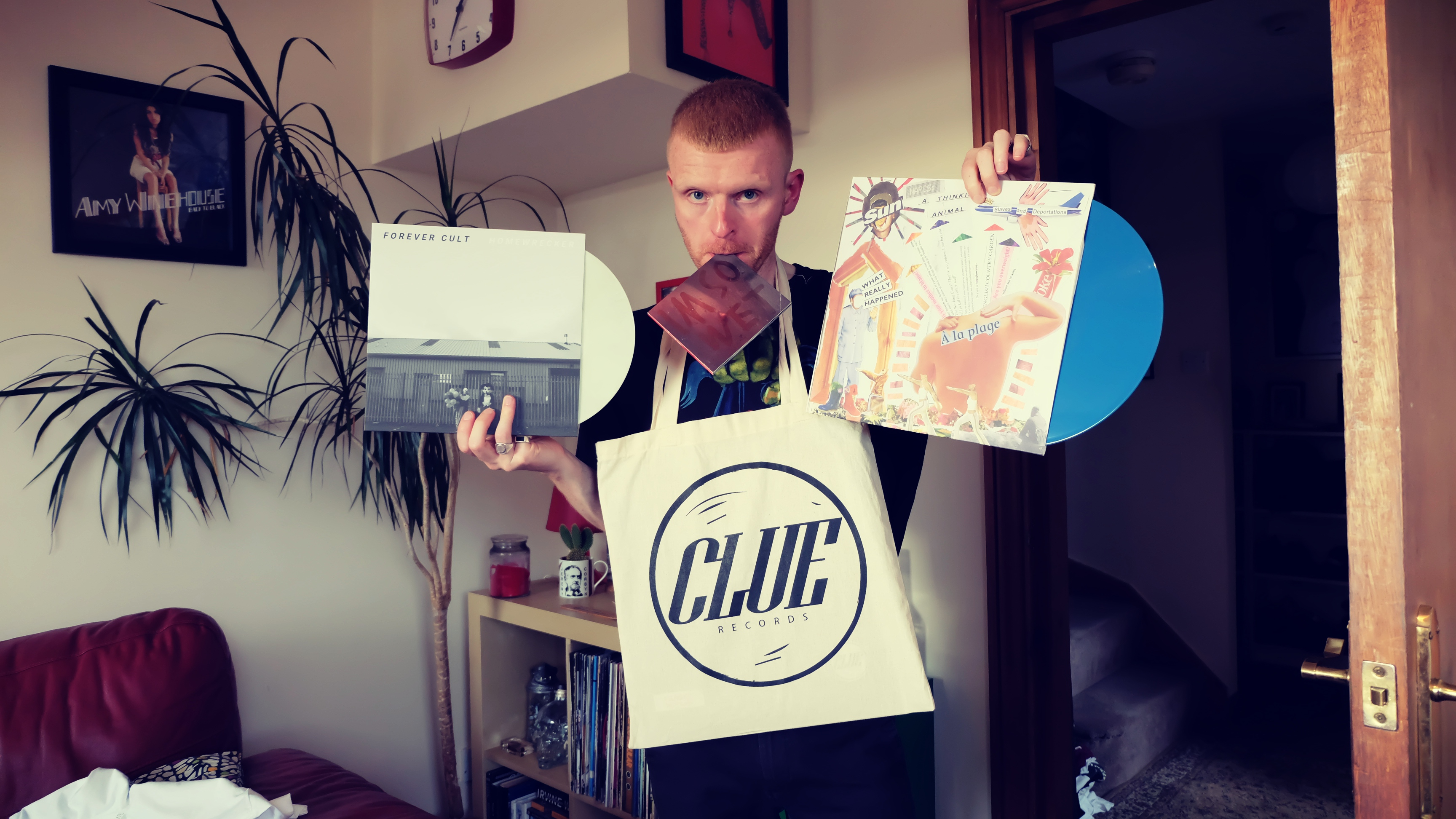 CLUE RECORDS LUCKY BAG (MYSTERY CONTENTS) - Clue Records