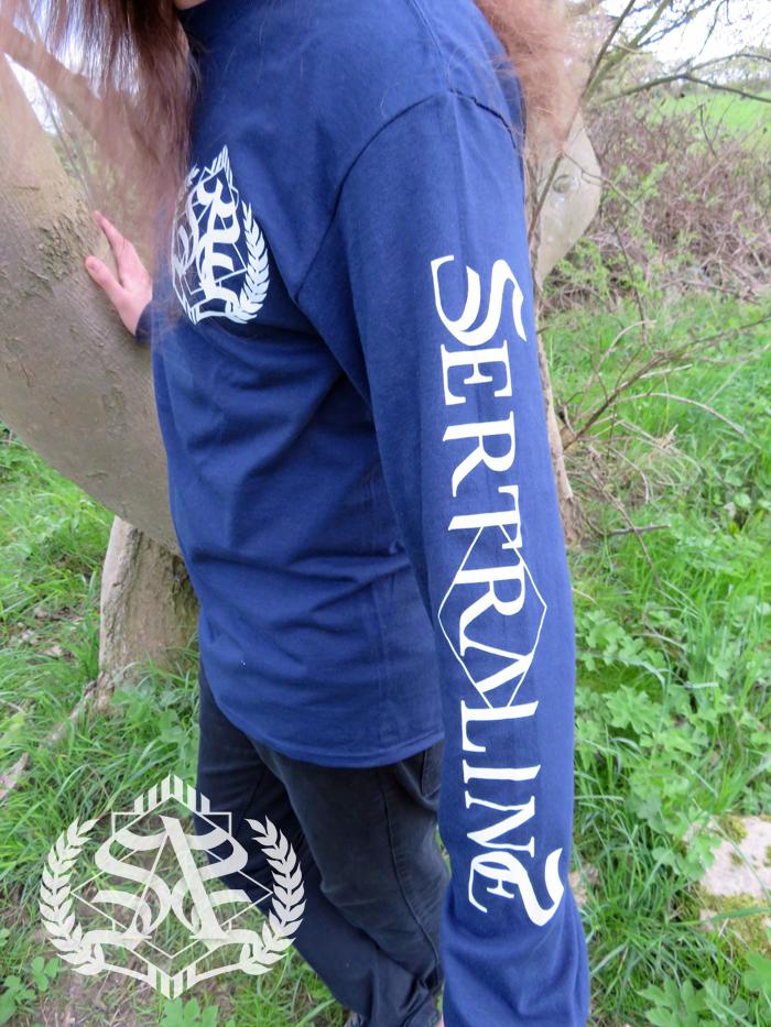 Long Sleeve - Navy - Sertraline