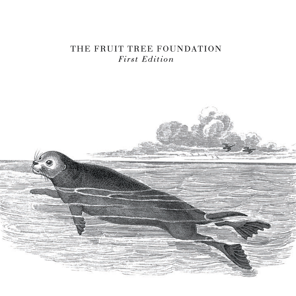 The Fruit Tree Foundation - First Edition - CD Album (2011) - The Fruit Tree Foundation