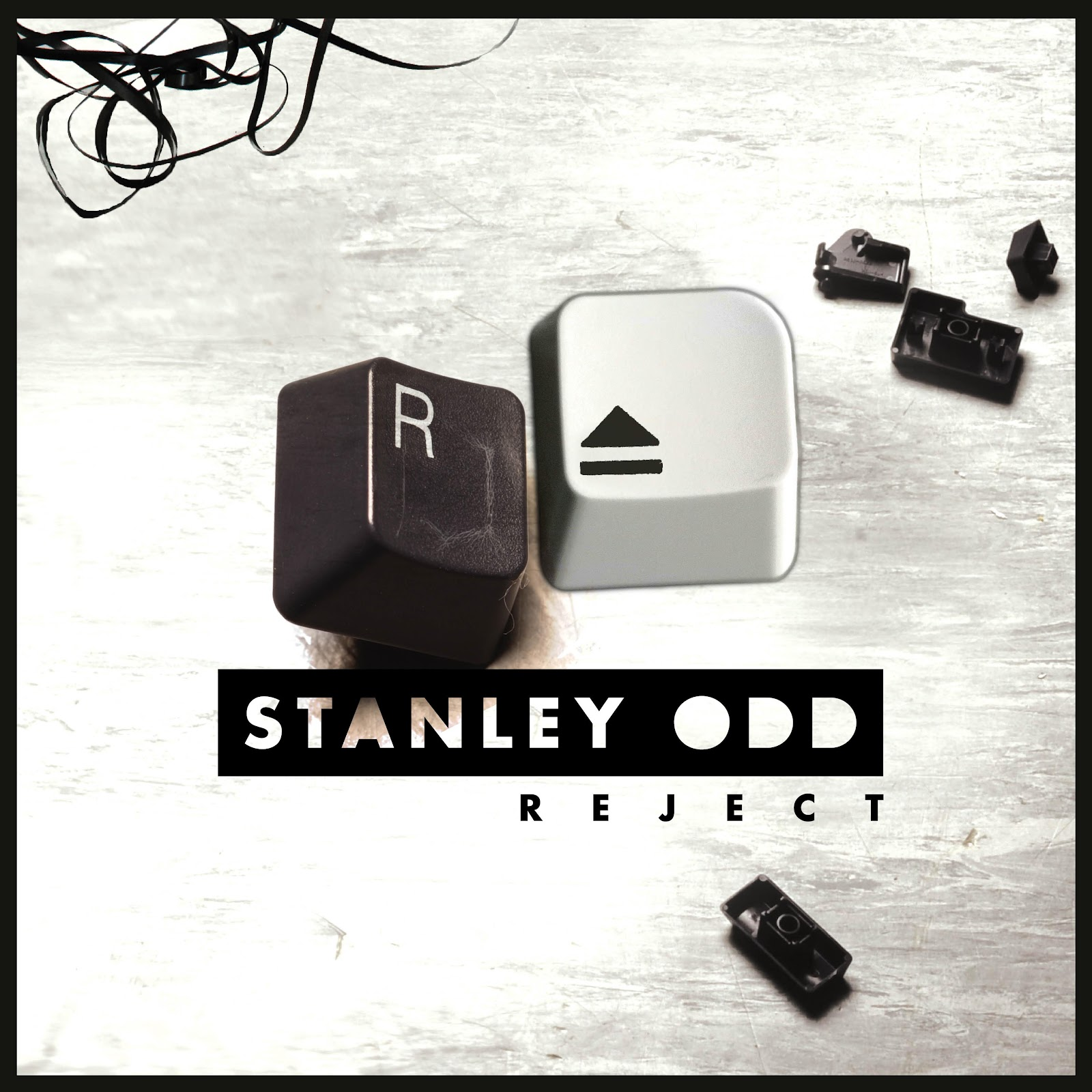 Reject - instrumentals & a capellas - Stanley Odd