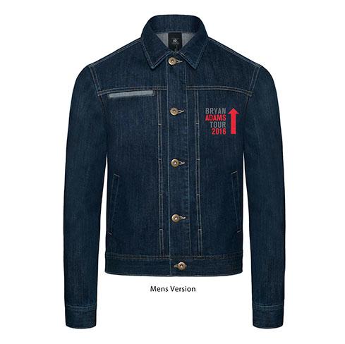 Denim Jacket 2016 - Mens - Bryan Adams