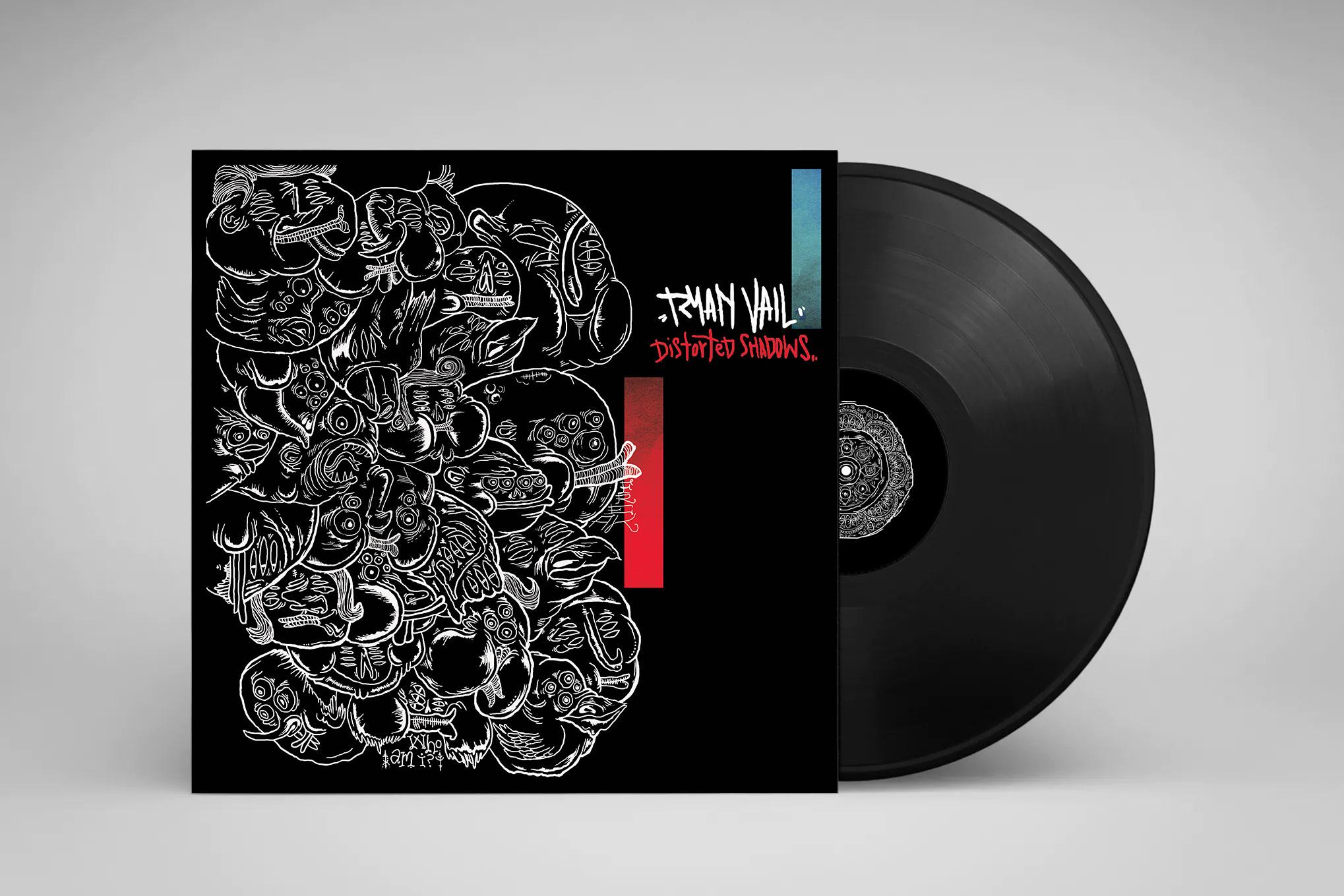 Distorted Shadows Vinyl - Quiet Arch