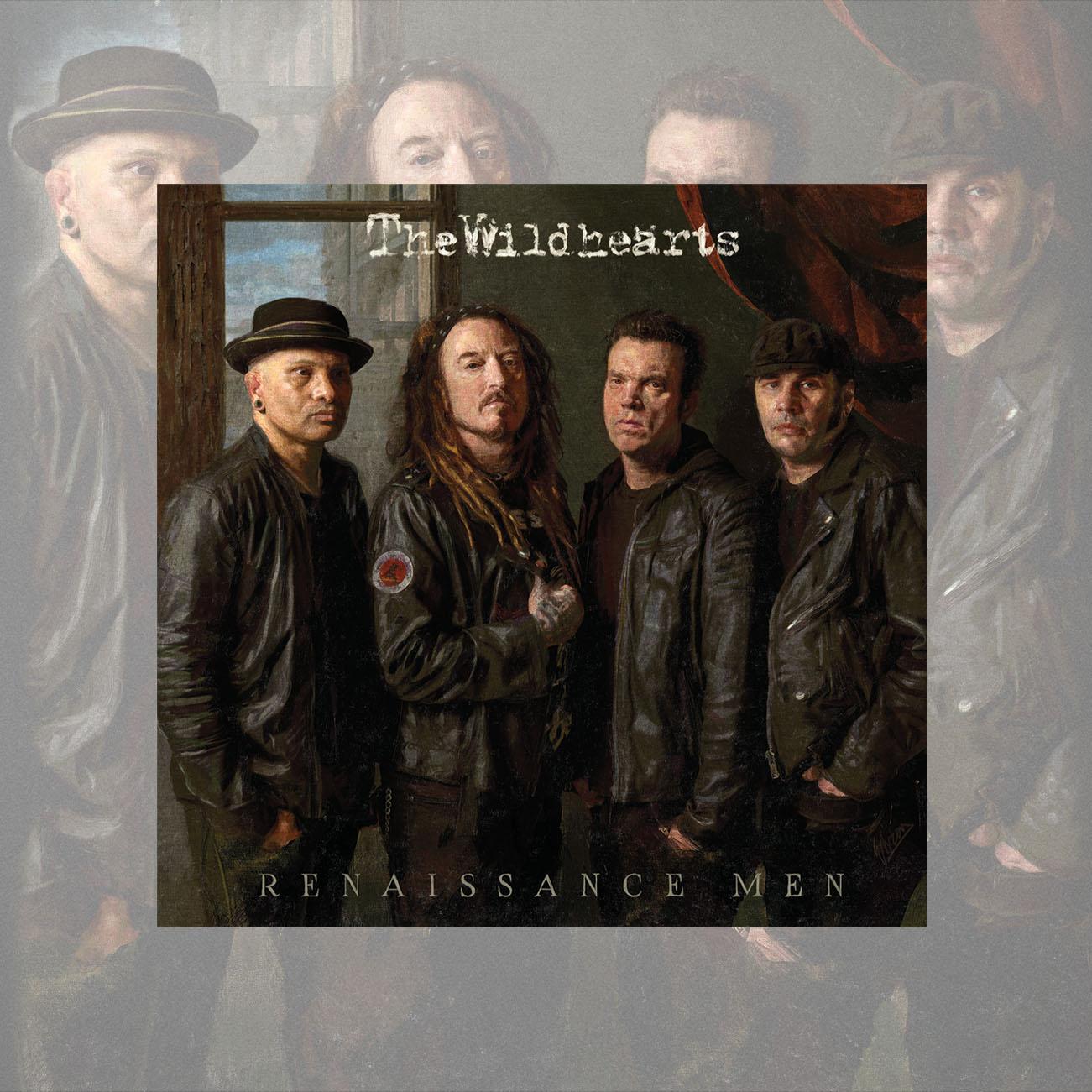The Wildhearts - 'Renaissance Men' Jewelcase CD - The Wildhearts