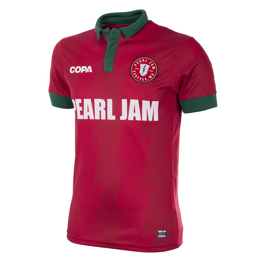Portugal – Soccer Shirt - Pearl Jam