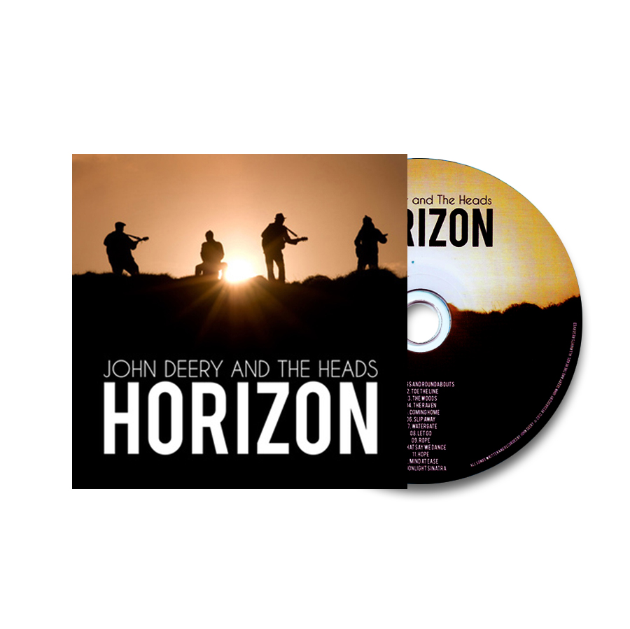 Horizon (CD) - John Deery and The Heads