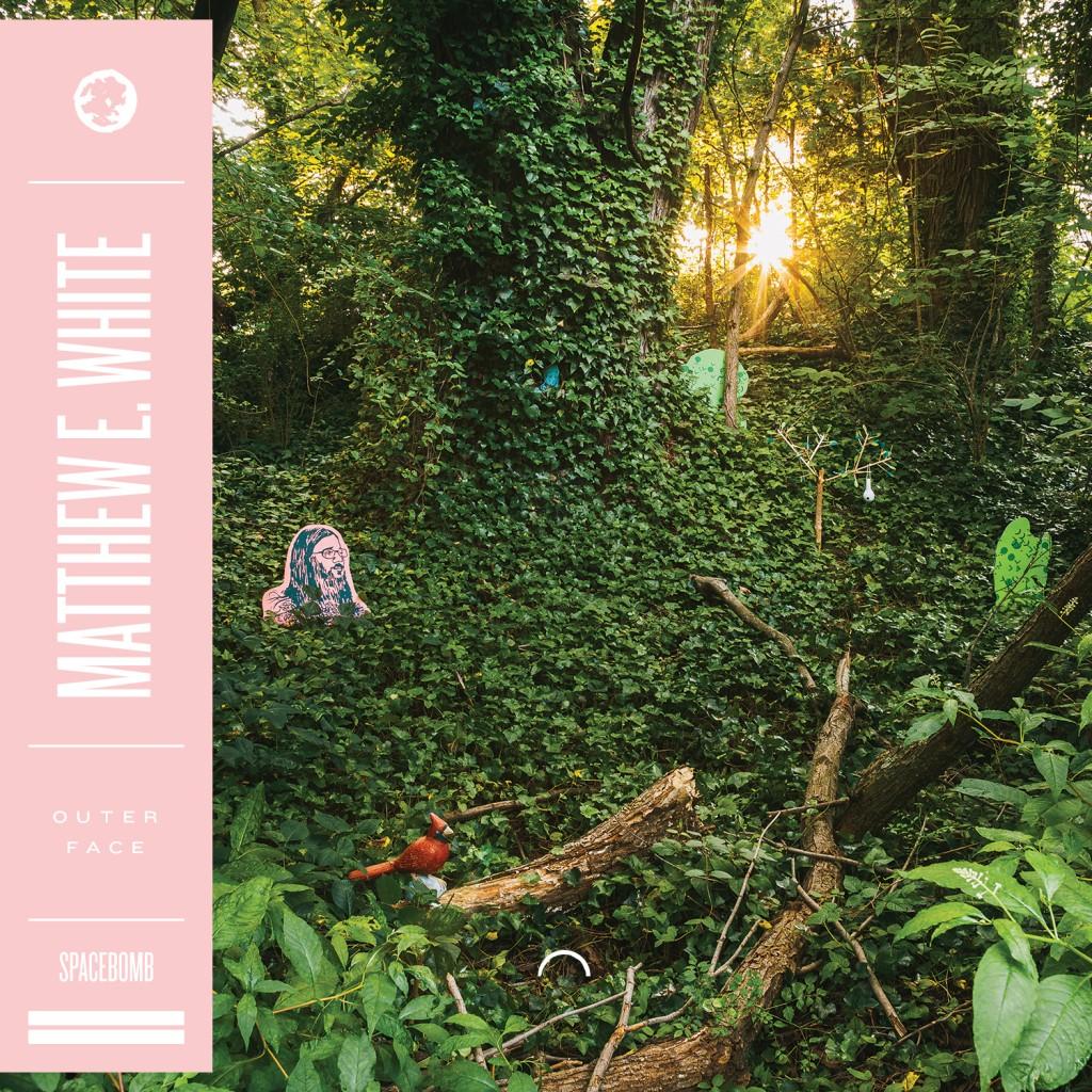 Outer Face (VINYL) - Matthew E. White