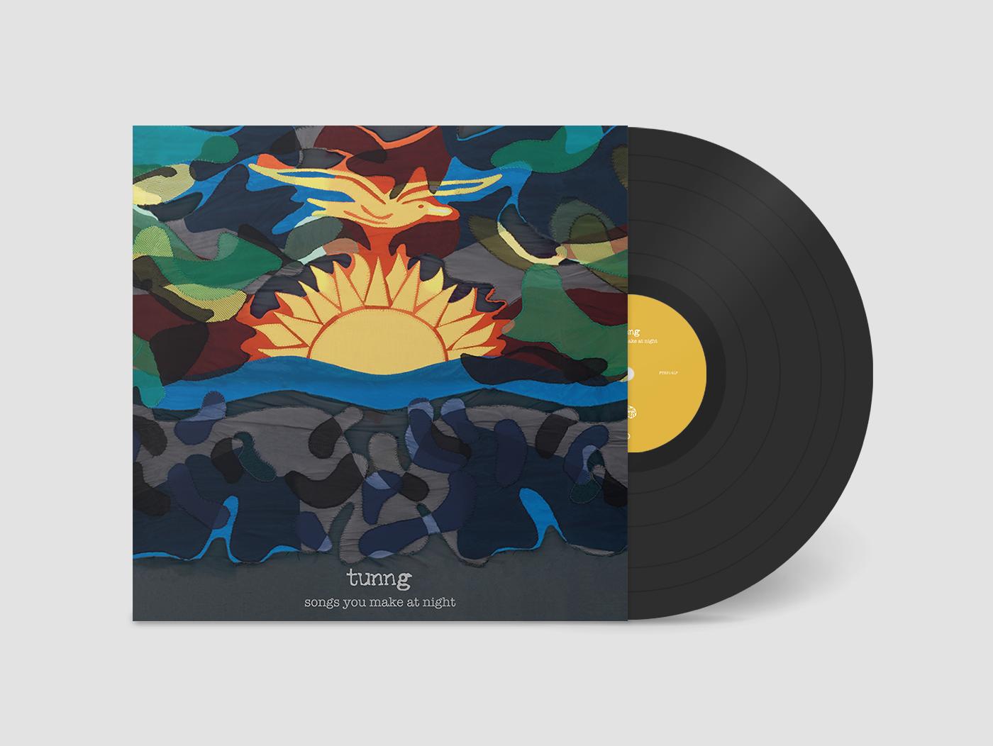 Songs You Make At Night - Black LP - Tunng US