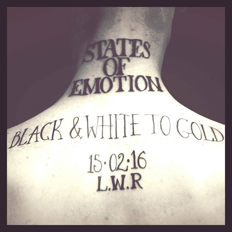 "STATES OF EMOTION - ""BLACK & WHITE TO GOLD"" - Digital Download - States of Emotion"
