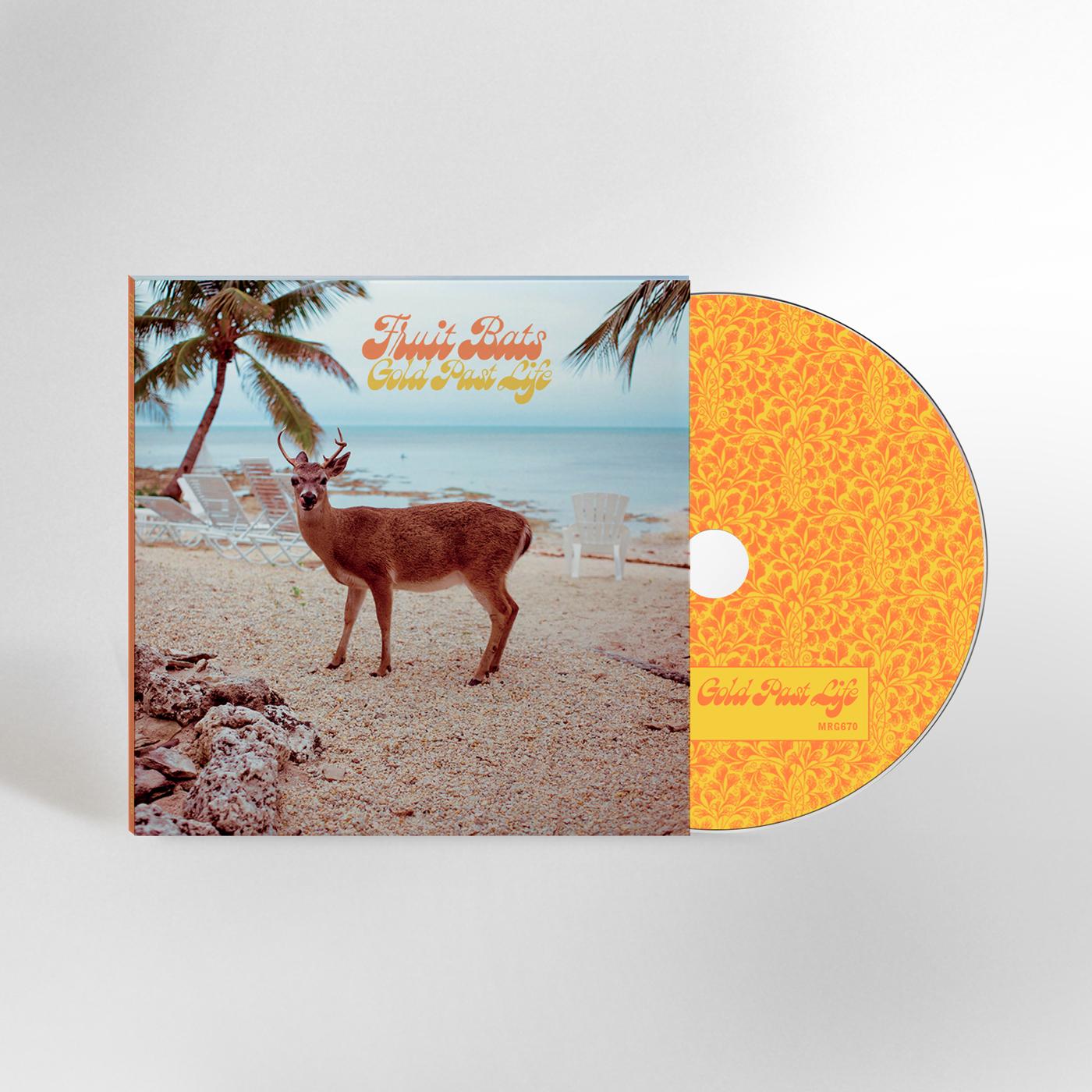Gold Past Life (CD) - Fruit Bats