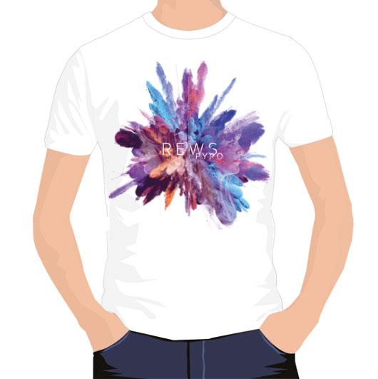 Limited Edition PYRO T-shirts - REWS