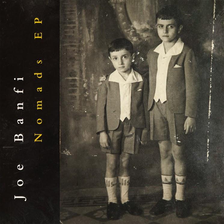 Nomads EP - CD - Joe Banfi