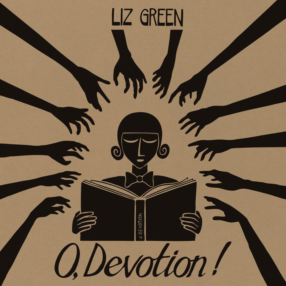 Liz Green - O, Devotion! (Vinyl Album) - Liz Green