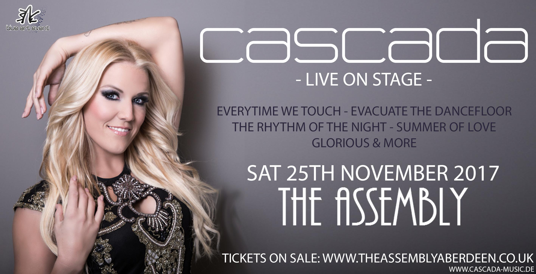 musica the rhythm of the night cascada
