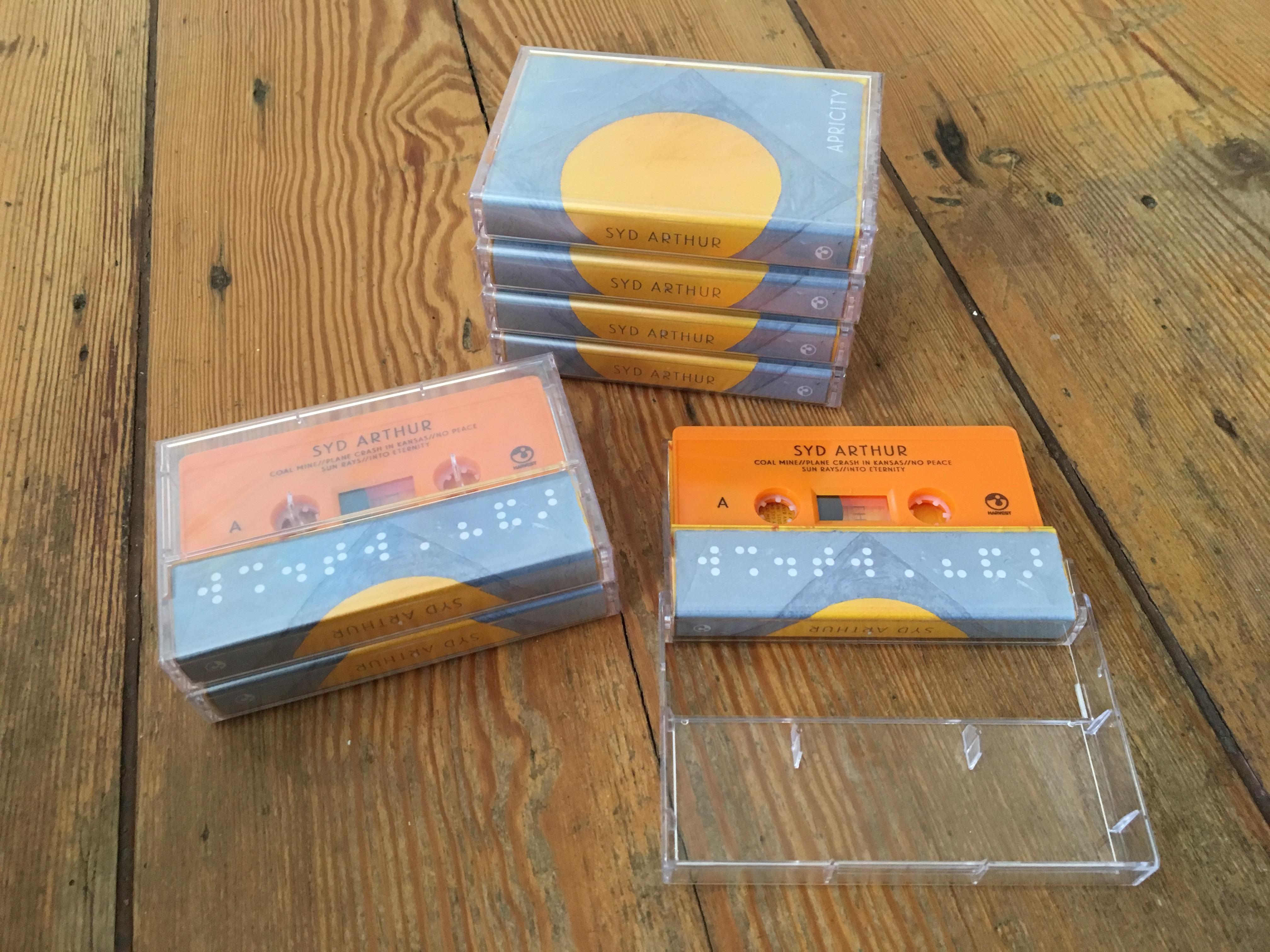 Apricity Cassette - Syd Arthur