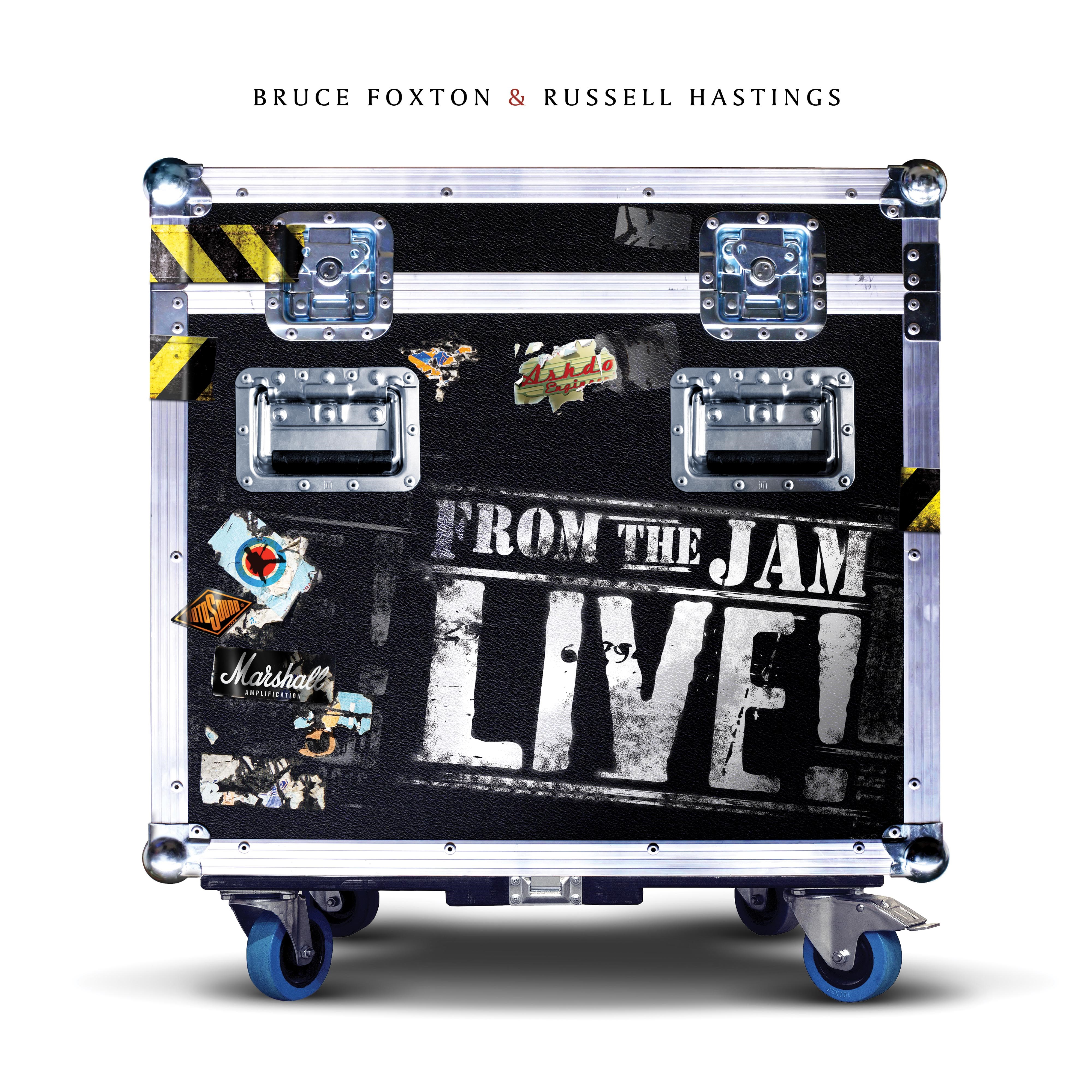 From The Jam - Live! (Signed CD) - From The Jam