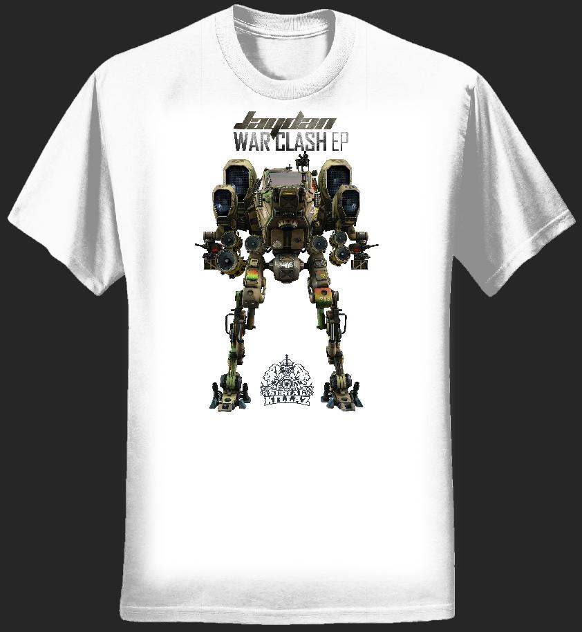 Jaydan - War Clash T-Shirt - Serial Killaz