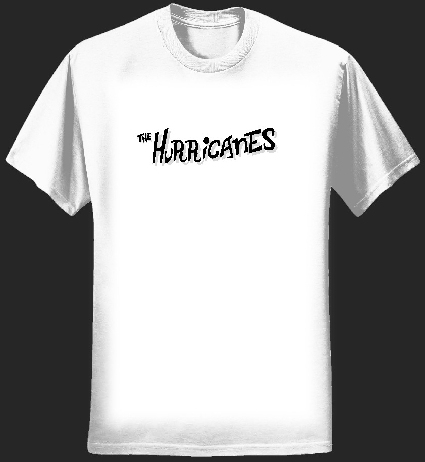 The Hurricanes tshirt - The Hurricanes