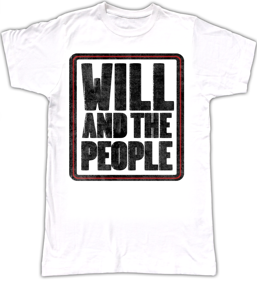 Will and The People T-Shirt - Will and The People